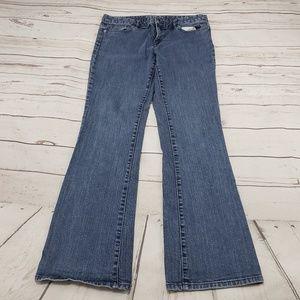 Michael Kors Jeans Size 10 MK Womens Blue Denim